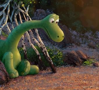 The Good Dinosaur, nova animação da Pixar, ganha mais uma arte conceitual