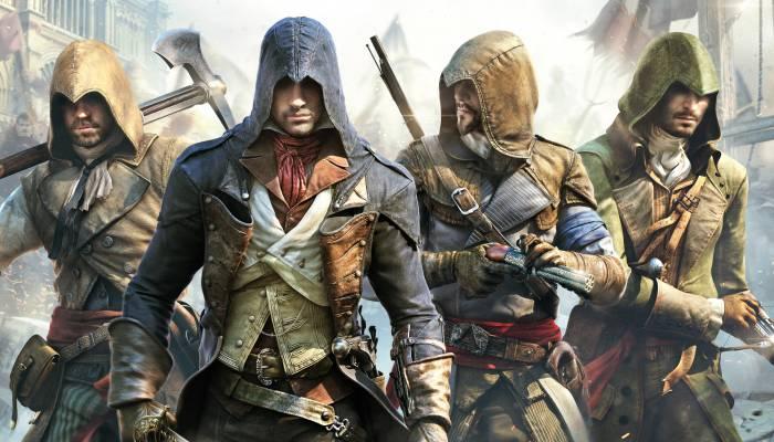Uma análise histórica de Assassin's Creed: Unity