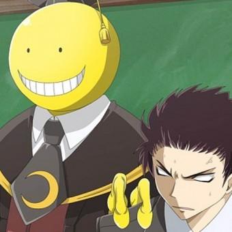 Anime de Assassination Classroom ganha seu primeiro trailer