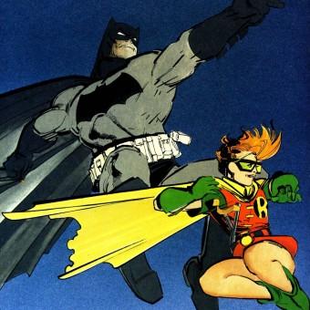 EITA: DC quer continuação de O Cavaleiro das Trevas escrita por Scott Snyder e Frank Miller