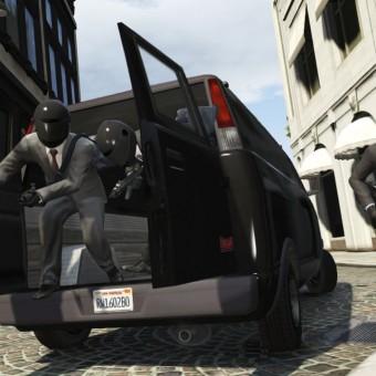 Assaltos finalmente chegarão ao GTA Online