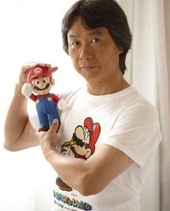 Segundo Miyamoto, a Nintendo já pensa em ideias para um novo console