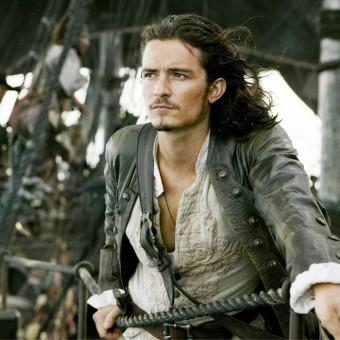 """Orlando Bloom diz que negocia para estar em Piratas do Caribe 5 e que filme será """"um reboot"""""""