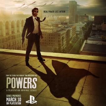 A série Powers já tem data para estrear no PlayStation