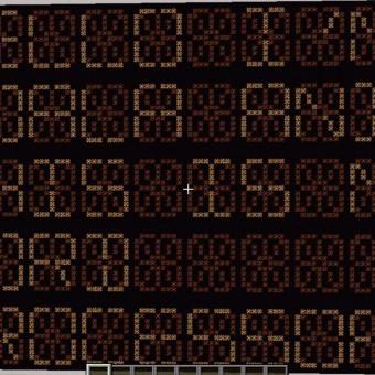Um cara criou um processador de textos dentro do Minecraft!