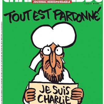 Capa da próxima edição da Charlie Hebdo traz novo desenho de Maomé
