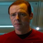 Simon  Pegg vai escrever o roteiro de Star Trek 3