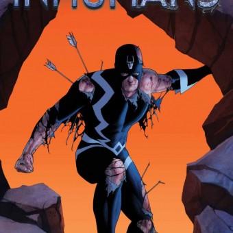 Marvel anuncia nova HQ dos Inumanos estrelada pelo Raio Negro