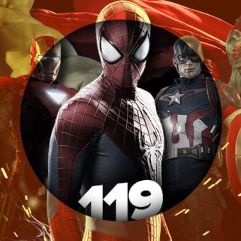 Podcast da Redação #119 – Homem-Aranha de volta pra casa e o Carnaval