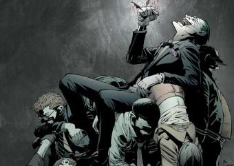E o Coringa faz mais uma vítima na Batfamília…