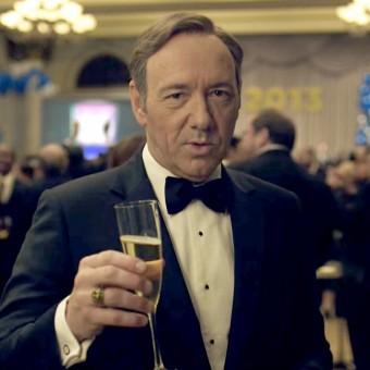 Durante 20 minutos, a terceira temporada de House of Cards esteve online
