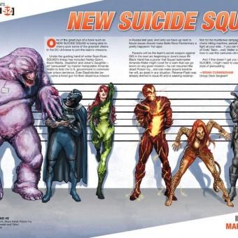 Esquadrão Suicida ganha nova formação nos quadrinhos