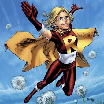 DC transforma menina que pedia mais heroínas em uma super-heroína!