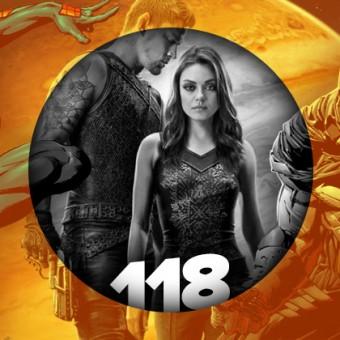 Podcast da Redação #118 – Nova DC, mudanças na Sony e pra onde foi a Júpiter?