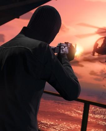GTA V para PC ganha trailer