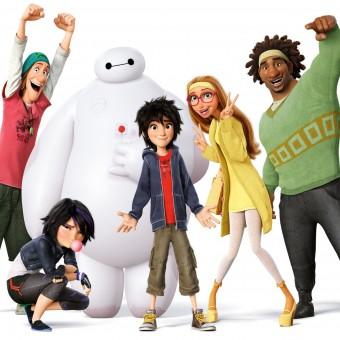 Operação Big Hero se tornou a terceira maior animação da Disney e pode ganhar sequência