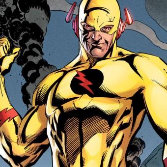 Eis a primeira imagem oficial do Flash-Reverso em The Flash