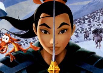 Disney está preparando um live-action de Mulan