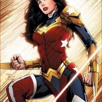 DC revela o novo uniforme da Mulher-Maravilha!