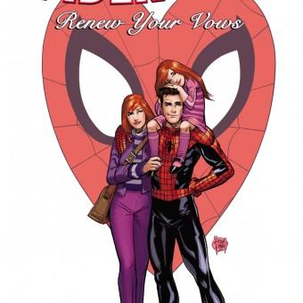 Peter Parker tem filha e retoma casamento com Mary Jane em nova HQ da Marvel