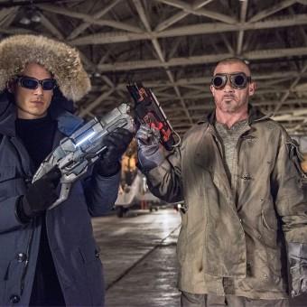 Dominic Purcell, o Onda Térmica, está confirmado no spin-off de Arrow e Flash