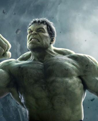 Mark Ruffalo como Hulk