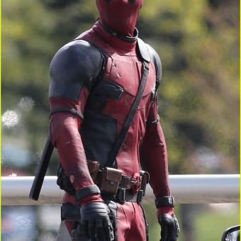 Confira mais algumas fotos dos sets de Deadpool