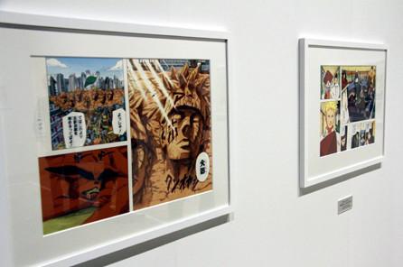 Exibição Naruto