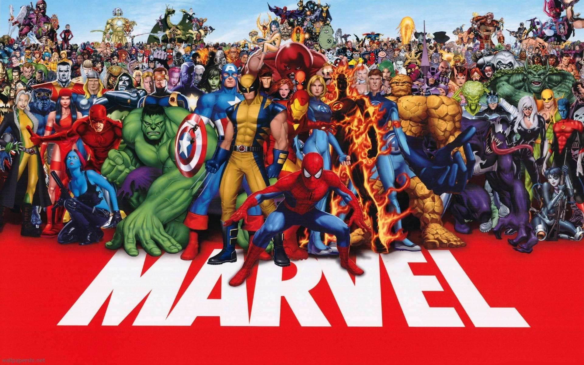 Pôster de 2007, Homem-Aranha, X-Men e Quarteto em destaque.