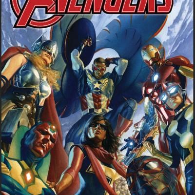 Marvel apresenta seus novos e diferentes Vingadores