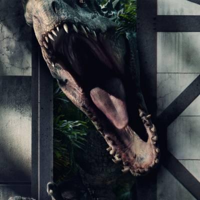 Os dinossauros de Jurassic World