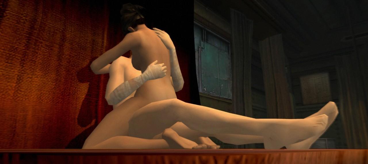 Eis uma das cenas omitidas de Fahrenheit, a qual está totalmente disponível na versão remasterizada lançada em 2015 e sob o selo Mature.