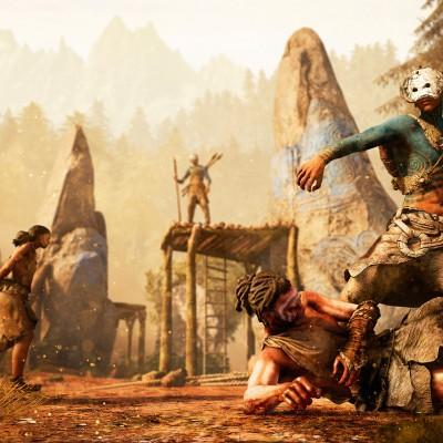Ubisoft anuncia Far Cry Primal que vai se passar na Idade da Pedra
