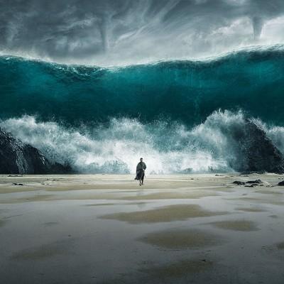 """Como a ciência explica a """"abertura"""" do Mar Vermelho"""