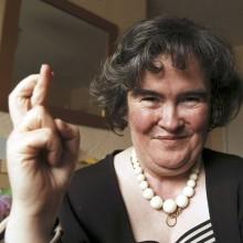 A história de Susan Boyle vai virar filme!