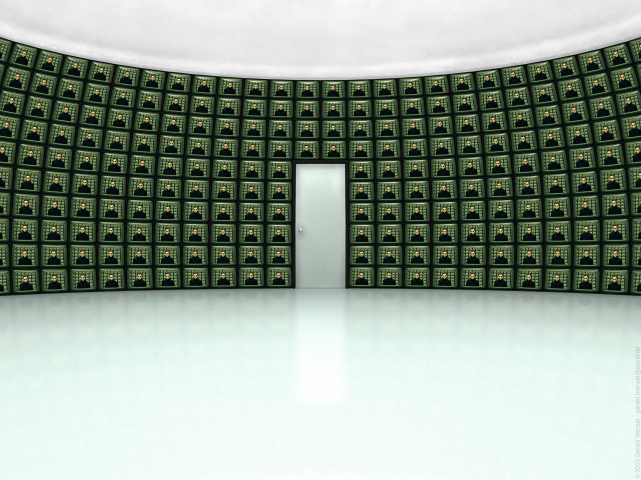 Sofaz o matrix reloaded for Matrix reloaded architect