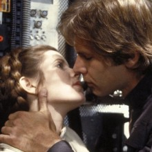 Carrie Fisher e Harrison Ford topam participar de Star Wars: Episódio VII