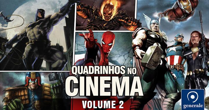 Quadrinhos no Cinema Vol. 2