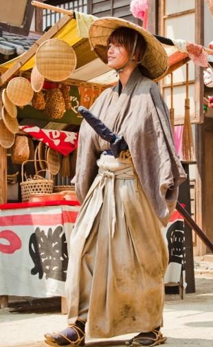 Rurouni Kenshin Filme