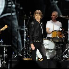 The Rolling Stones fecha turnê com chave de ouro!
