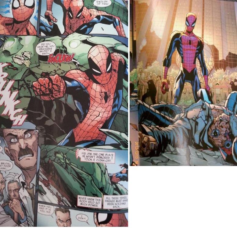 Amazing Spider-Man #700 spoilers 01