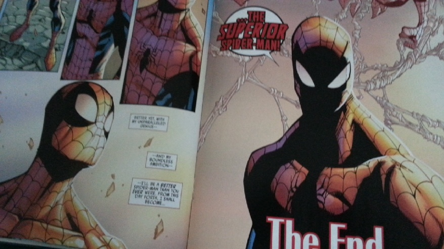 Amazing Spider-Man #700 spoilers 02