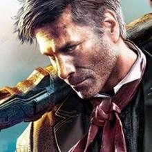 Cosplayer interpreta a protagonista de Bioshock Infinite na capa oficial do game