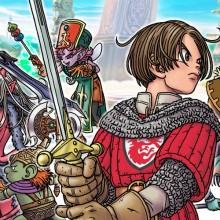 Dragon Quest ganha novo mangá