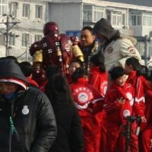 Primeiras imagens das filmagens de Homem de Ferro 3 na China são divulgadas