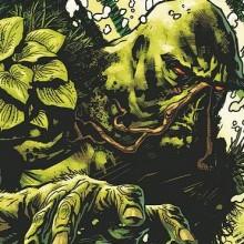 Scott Snyder deixa o comando da revista do Monstro do Pântano