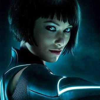 Olivia Wilde e Garrett Hedlund são confirmados em Tron 3