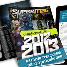 SuperMag #5 – Melhores de 2012 e Expectativas para 2013