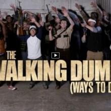 Jeitos Idiotas de Morrer em The Walking Dead