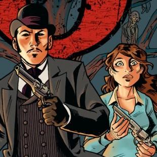 NBC encomenda piloto de série baseada em graphic novel de faroeste